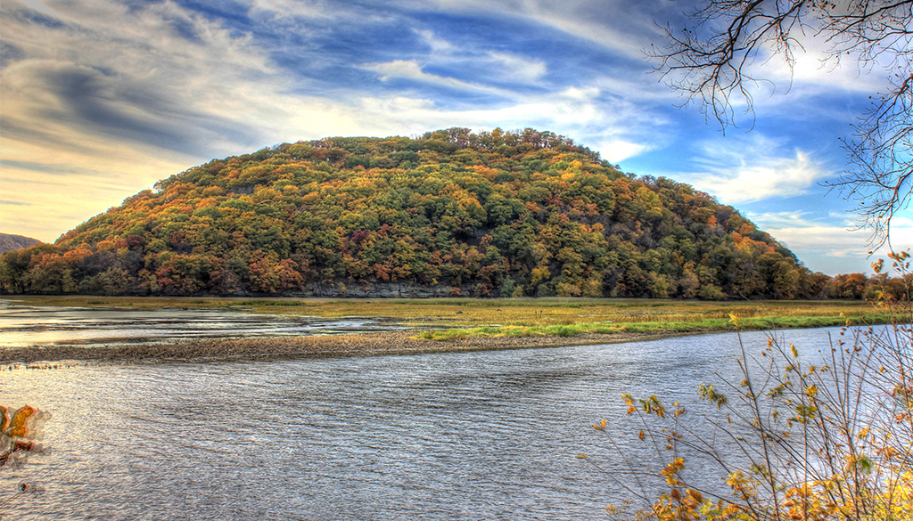 Perrot State Park View